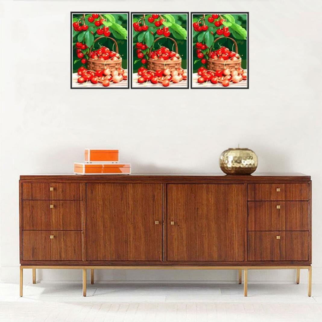A:30*30cm As Shown Wuayi Diamant Peinture Kits de pleine fleur Lavande Chouette Chaise 5d DIY Broderie Strass Collez-le Croix pour Home Décoration murale Art