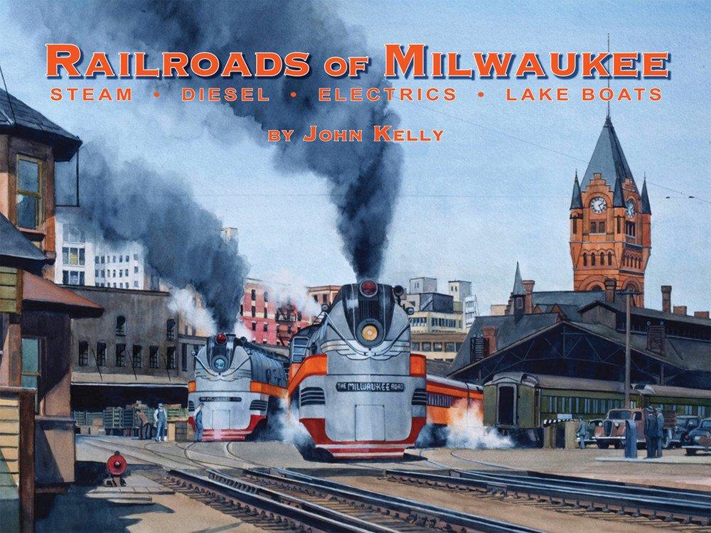 Railroads of Milwaukee ePub fb2 ebook