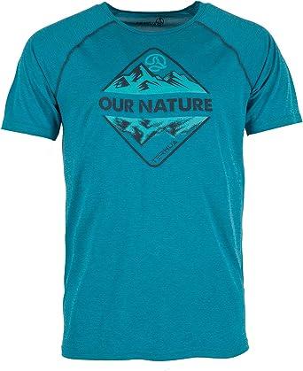 Ternua Meager Camiseta, Hombre: Amazon.es: Ropa y accesorios
