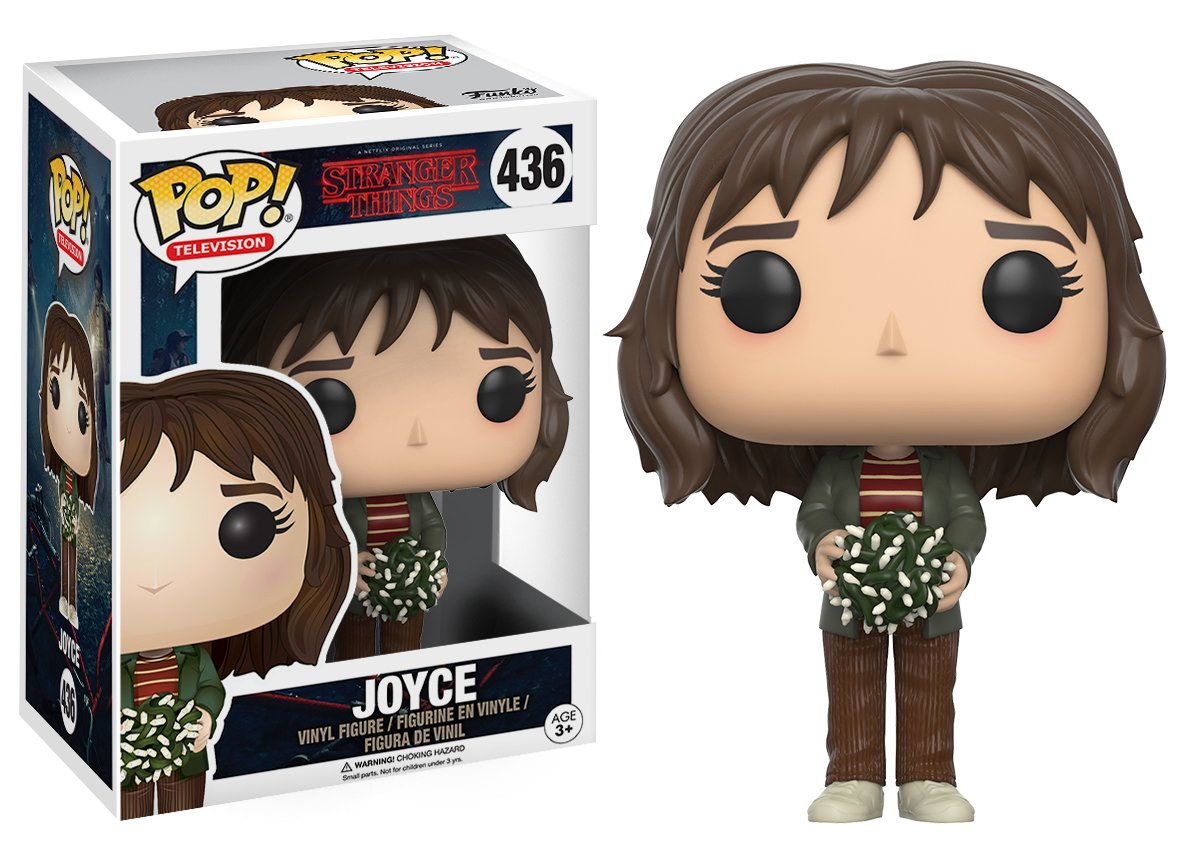Stranger THings Joyce Pop Vinyl 436