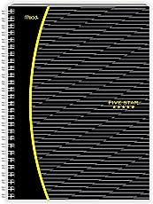 Mead P5388 Cuaderno Profesional, Formato Raya, Diseño Graphics, 100 Hojas, Paquete de 12 Piezas