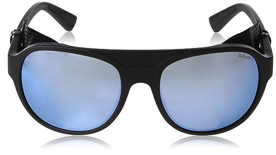 e69dccb742e Amazon.com  Revo Traverse 57mm High Contrast Polarized Serilium 6-Base Lens  Technology Sunglasses