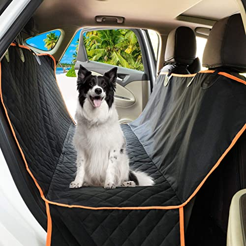 PetSafe Happy Ride Metal Dog Barrier – See-through Tubular Design – Fits Most Cars, Minivans and SUVs – Keep Pets in the Back – Easy to Store in Vehicles