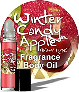 Winter Candy Apple (Type) Perfume Fragrance Body Oil