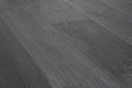 Vanier Engineered Hardwood Extra Wide Plank Oak Collection