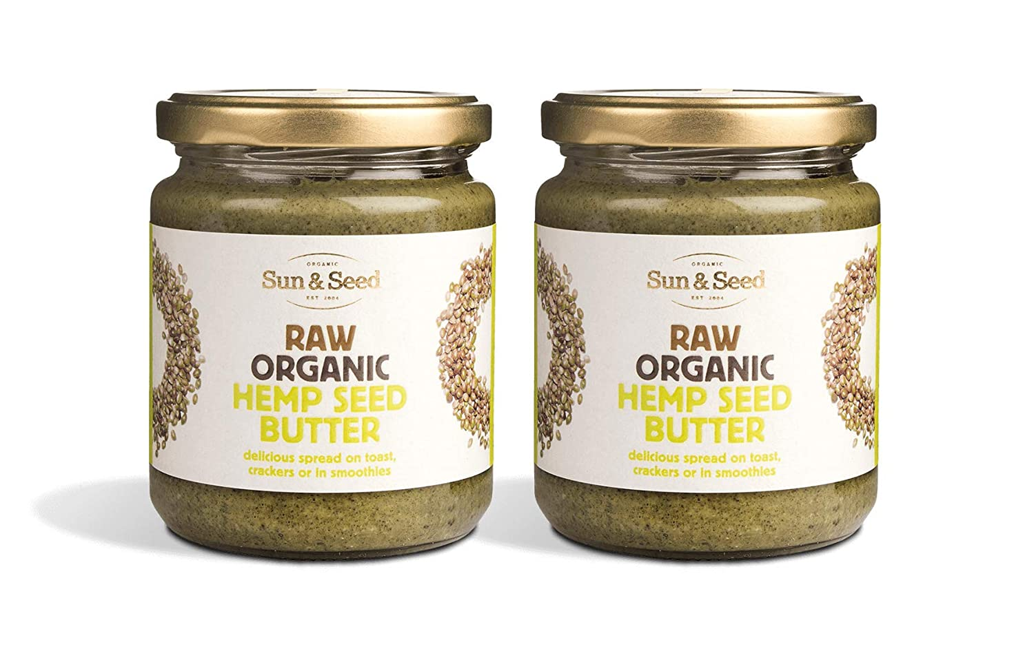 Hemp Butter - Organic, Raw Image