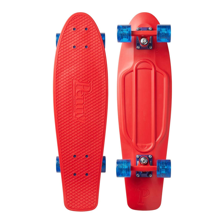 Penny Australia Complete Skateboard Red Comet, 27