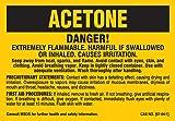 Brady 28561PLS Chemical, Biohazard and Hazardous