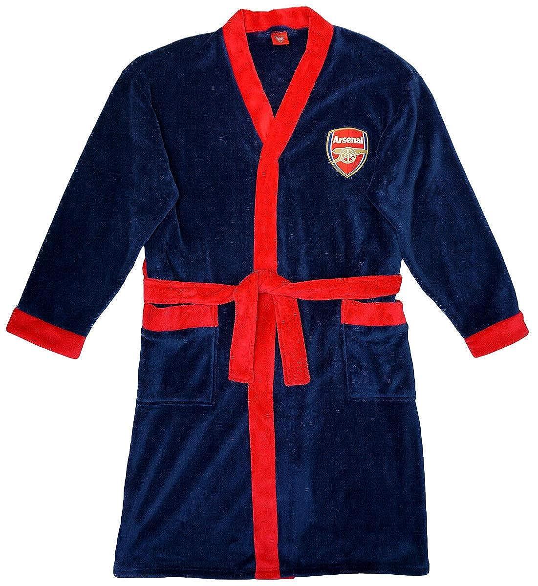 Arsenal FC Men's Dressing Gown
