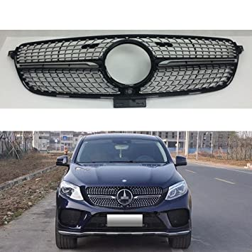 Fit Fur Mercedes Benz Gle W166 2016 2017 Vor New Kuhlergrill Grill
