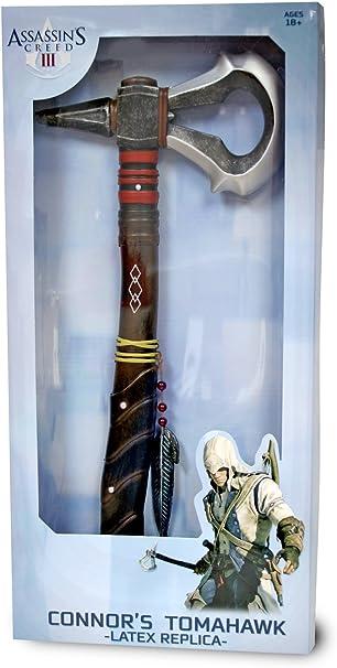 Sports Cards - Assassins Creed 3, Connor Tomahawk Replica Latex, 50 cm (SDTIKOA0418): Amazon.es: Juguetes y juegos