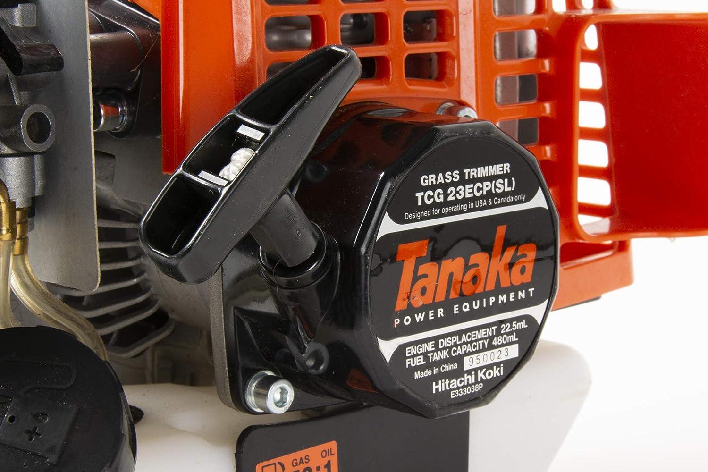 Amazon.com: TanakaCycle desbrozadora de hilo con eje de ...
