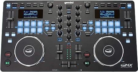 Gemini 0020107873 GMX - Mesa de mezclas USB