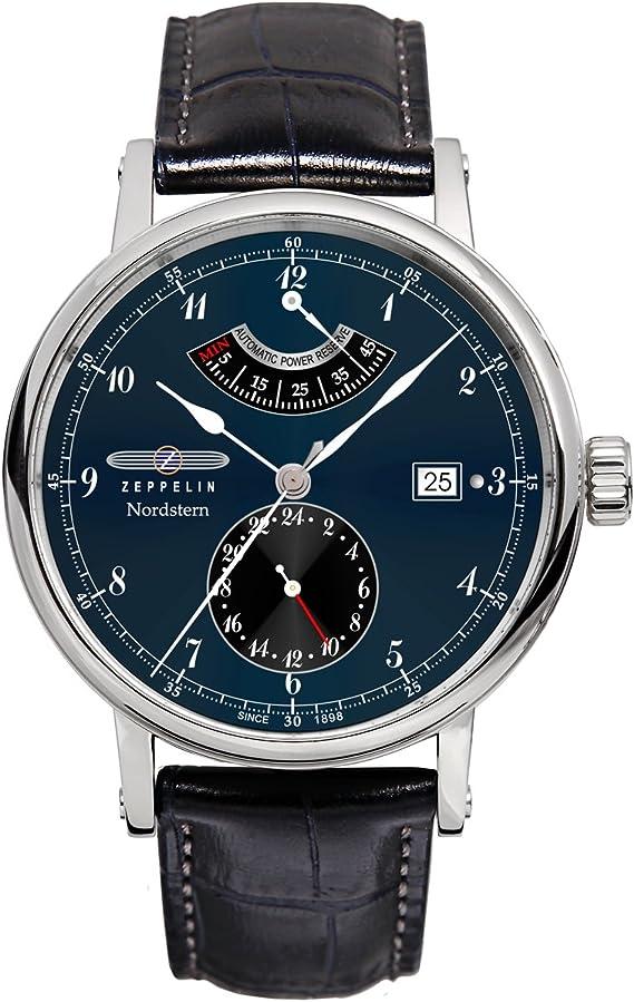 Zeppelin orologio unisex analogico automatico – 7560-3