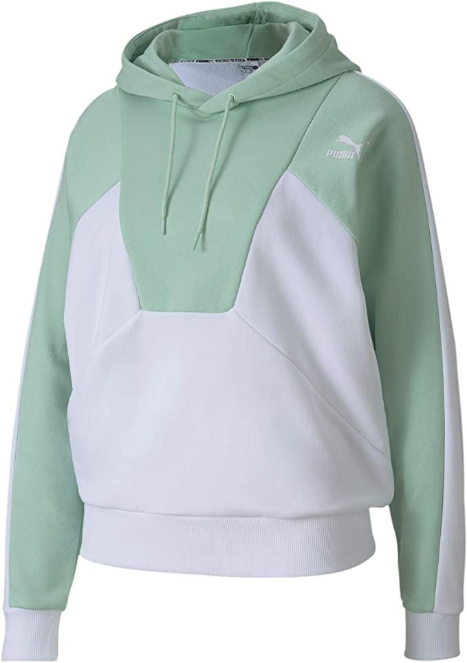 PUMA Sweat à Capuche Tailored for Sport pour Femme: Amazon