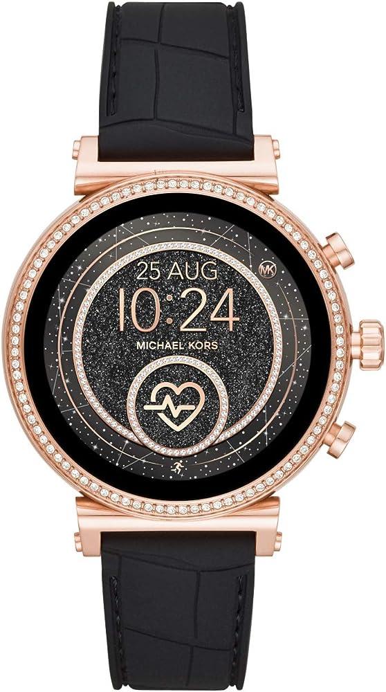 Michael Kors Reloj de Bolsillo Digital MKT5069: Amazon.es: Relojes