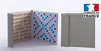 Scrabble magnético formato viaje/de bolsillo fabricado en Francia: Amazon.es: Juguetes y juegos
