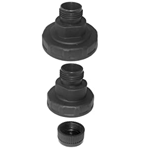 SHOP-VAC Drain Adapter Kit for Garden Hoses