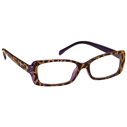Occhiali da vista eleganti porpora per unisex 1LY9f0j