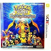 Pokemon Super Mystery Dungeon - Nintendo 3ds - Standard Edition