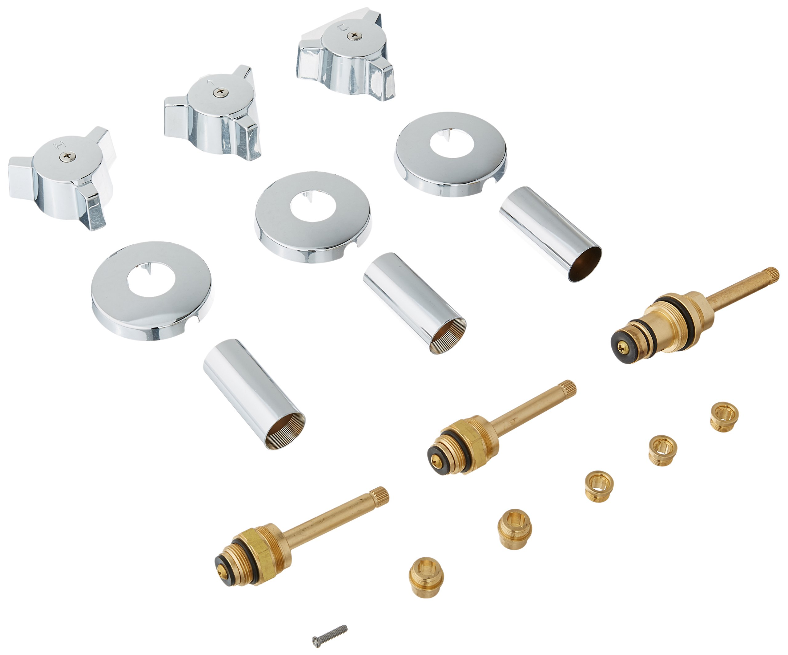 Kissler & Co. RBK1000 Indiana Brass Tub Rebuild Kit