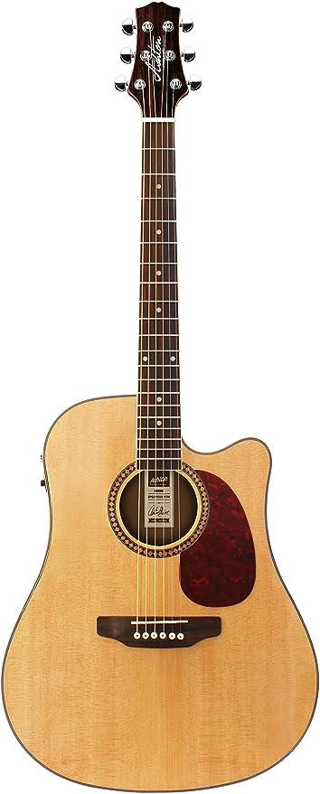 ASHTON SPD25CEQNT - Guitarra electroacústica (pastillas ...