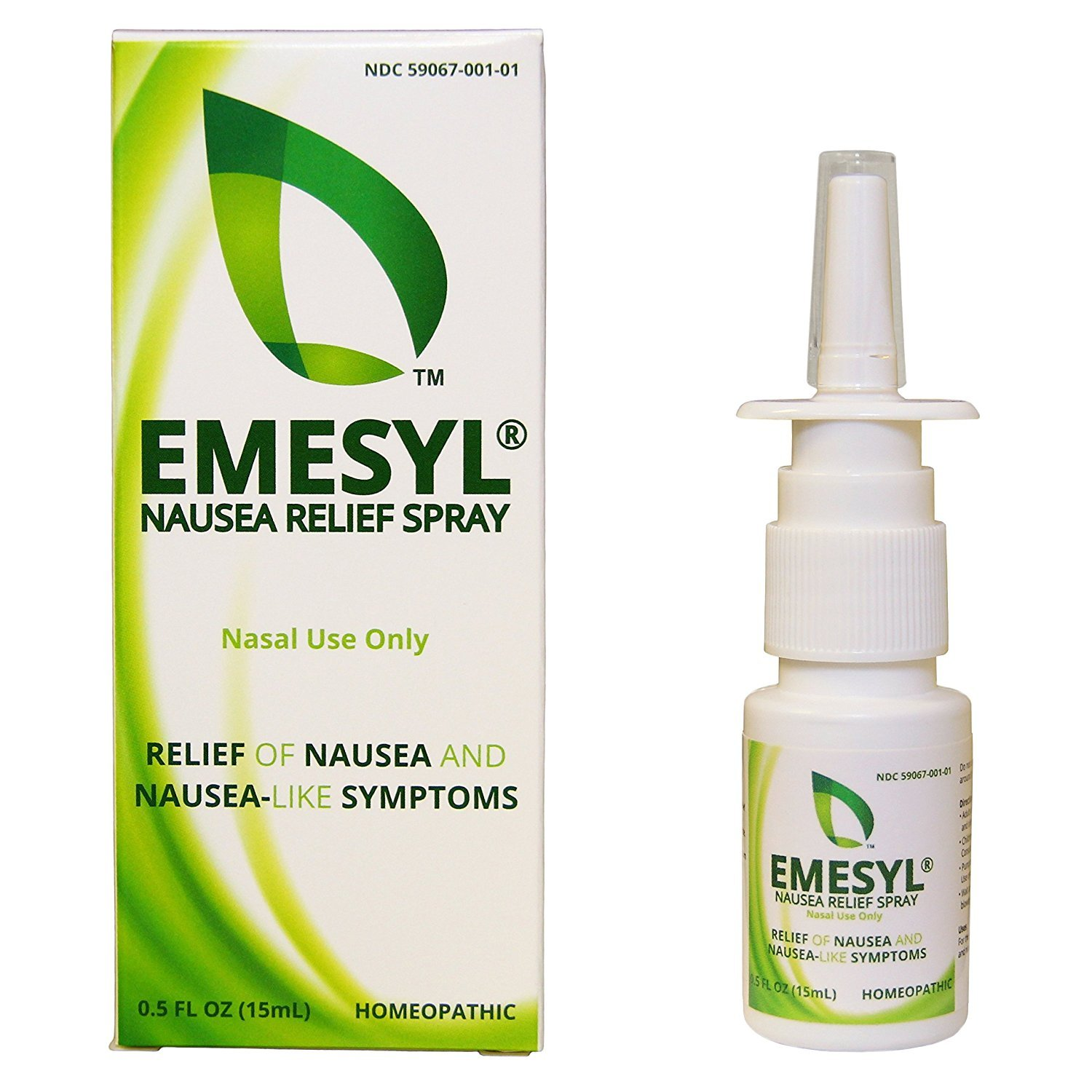 Emesyl Nausea Relief by Itonis, Inc