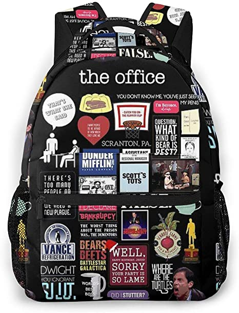 Casual Durable Backpack Daypacks for Men Women for Work Office College Students Business Travel Schoolbag Bookbag Hand Drawn Boys ChoirTravel Laptop Backpack