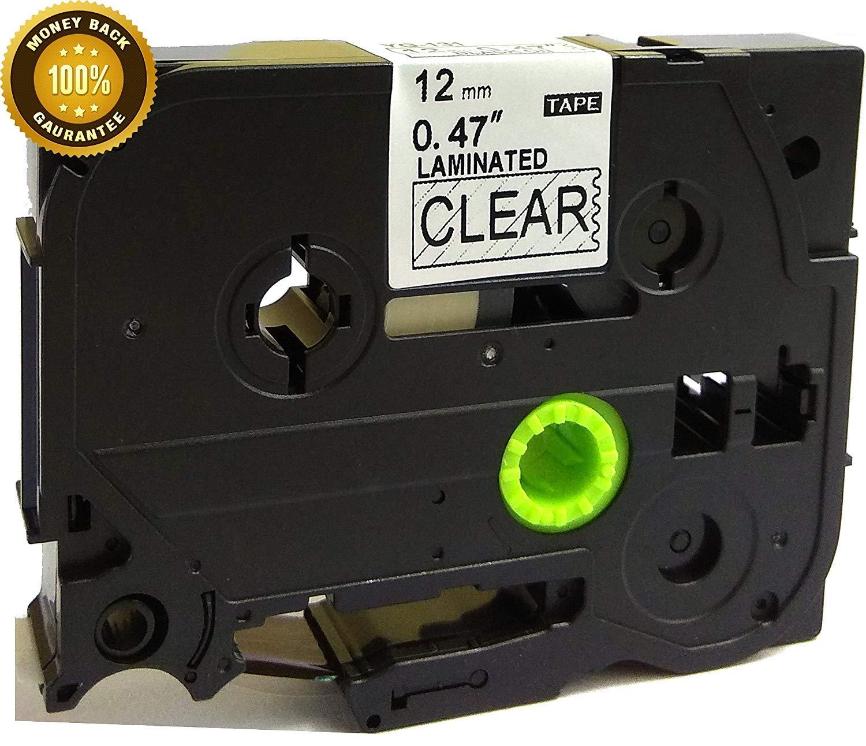 2x Schriftband-Kassetten für Brother TZ-731 TZE-731 Schwarz auf Grün 8m//12mm new