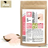 NATURTEIL - ROSA STEINSALZ PAKISTAN FEIN / Pink Pakistani Rock Salt Fine - Naturrein, unraffiniert, rieselhilfefrei - 500G