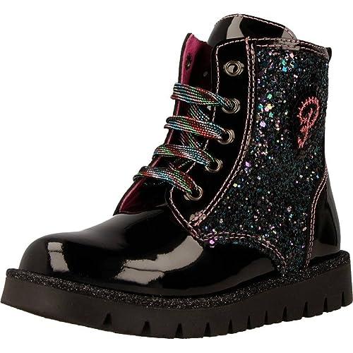 5b61d53b813 Botas para niña, Color Negro, Marca PABLOSKY, Modelo Botas para Niña  PABLOSKY 449019 Negro: Amazon.es: Zapatos y complementos