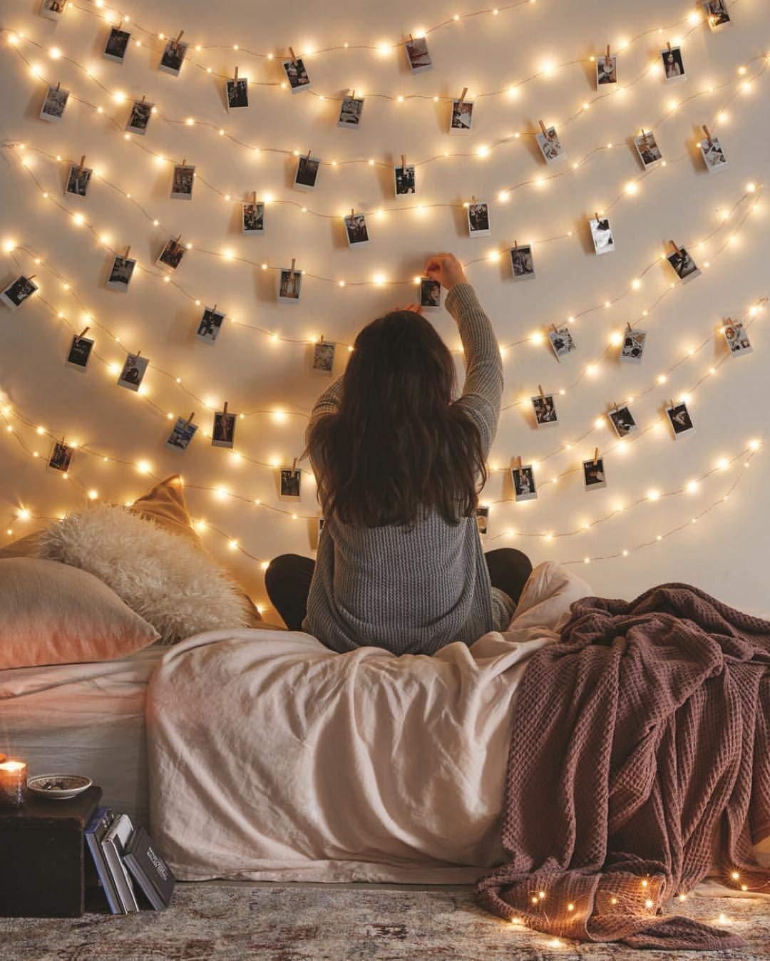 Led String Lights Fairy Lights For Bedroom Decorative Lights For