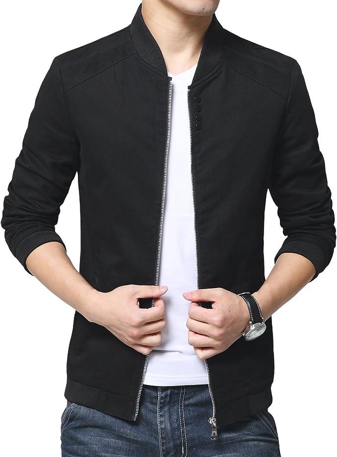 Amazon.com: Womleys - Abrigo de algodón para hombre: Clothing