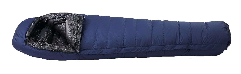 イスカ(ISUKA) 寝袋 パフ 810EX ネイビーブルー [最低使用温度-27度] B00NMPH3ZU