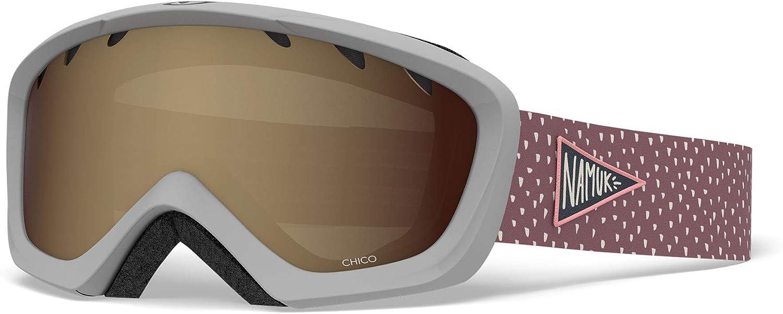 Giro Chico Youth Snow Goggles Namuk Pink AR40 Lens