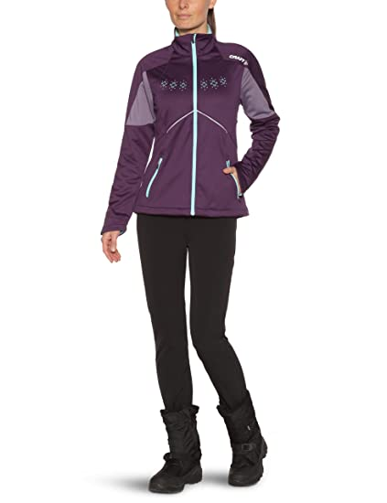 Myrtilleraisin Femme Craft De Sports Xs Ski Veste Fond xwxqzgPC