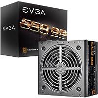 EVGA 550 B3, 80+ BRONZE 550W, Fully Modular, EVGA ECO Mode, 5 Year Warranty, Compact 150mm Size, Power Supply 220-B3-0550-V1