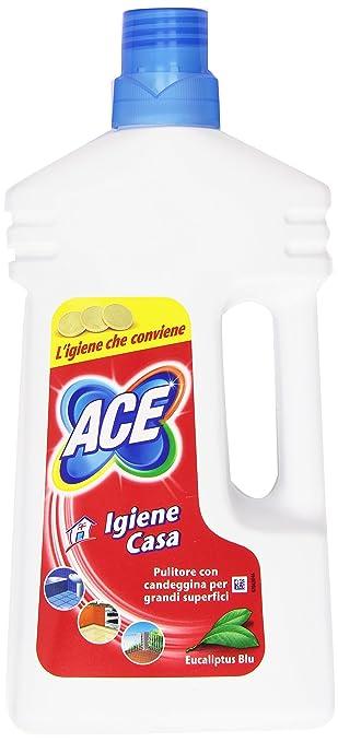 6 opinioni per Ace- Igiene Casa, Pulitore con Candeggina per Superfici Dure- 1000 ml
