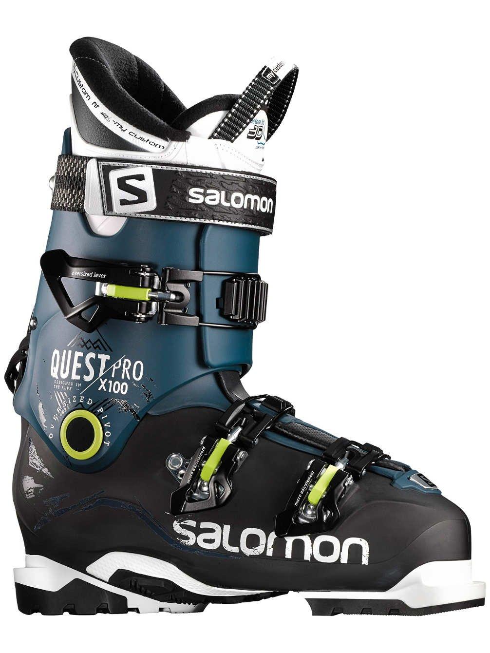 Ski Men X100 co ukSports Boot 2017Amazon Salomon Quest Pro N0wXnO8Pk