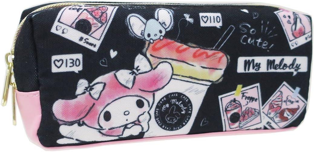 Pen Case My Melody BOX pen case shell Sanrio Kamio Japan pencil case