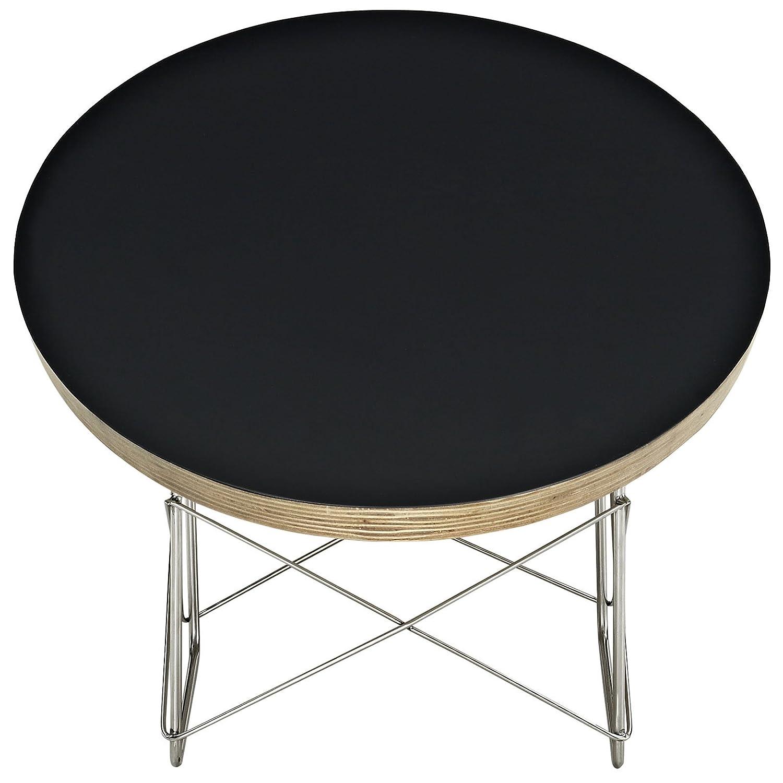 Amazon Modway Surfboard Elongated Coffee Table Black