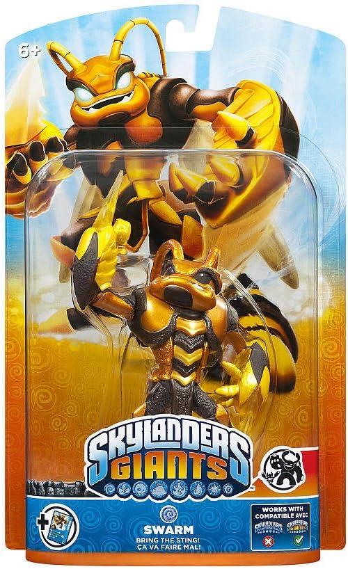 Figura Skylanders Giants Swarn: Amazon.es: Videojuegos