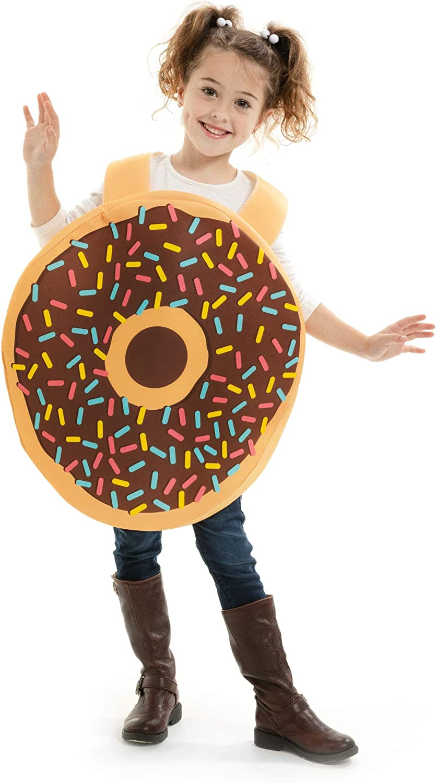 Amazon.com: Disfraz de donut de lujo para niños de Halloween ...