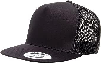Yupoong Flexfit 6006,6006T,6006W 5 Panel Classic Trucker Snapback Hat Cap