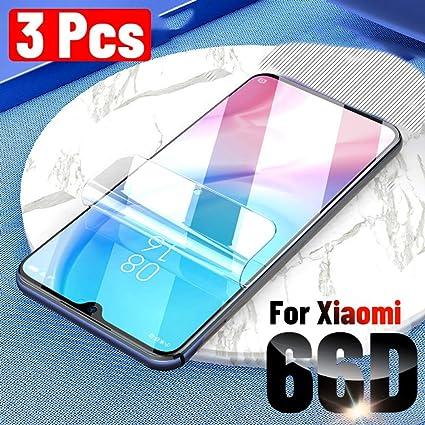 Wwjwf Película De Hidrogel De 3 Piezas, para Xiaomi Mi A2 A3 Lite ...