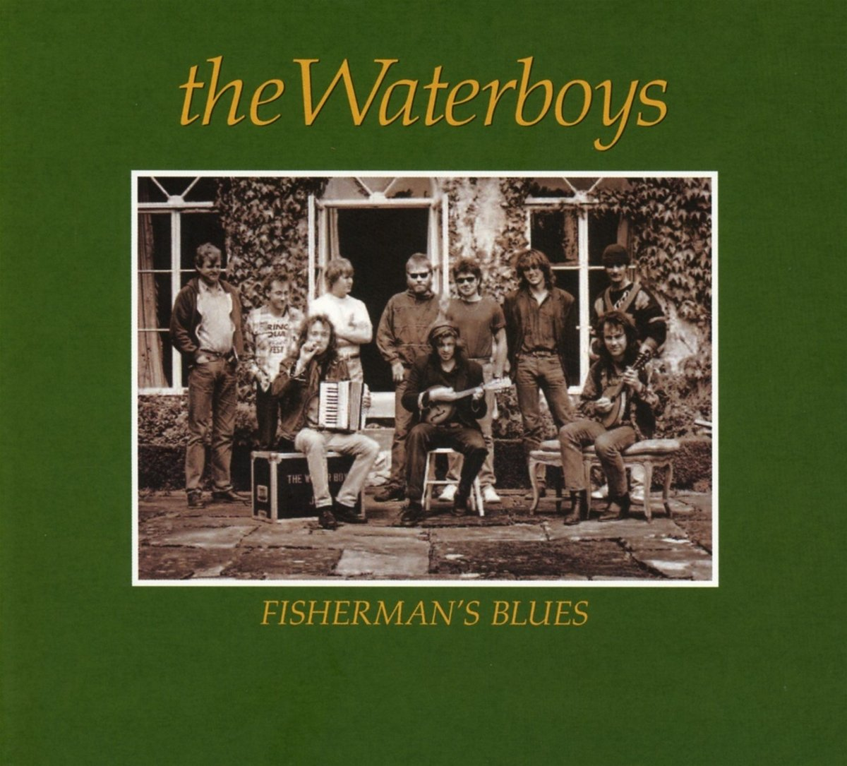 Fisherman's Blues: The Waterboys: Amazon.fr: Musique