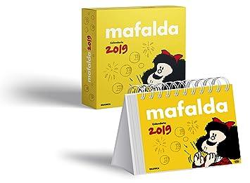 1a26c07d2 Granica GB00110 - Mafalda 2019 calendario: Amazon.es: Oficina y papelería