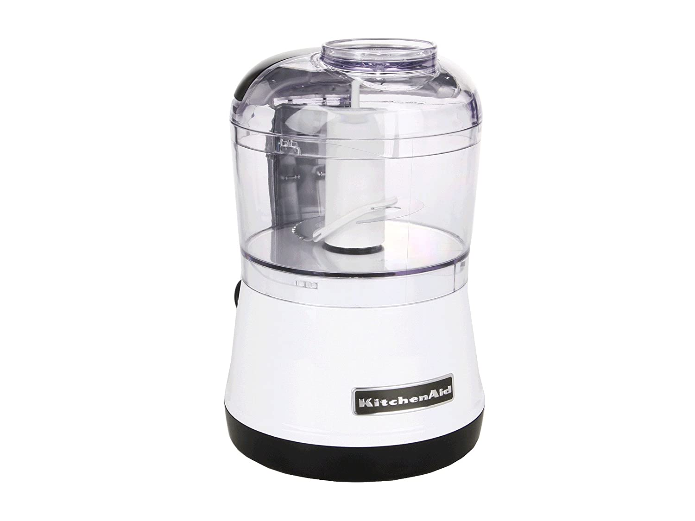KitchenAid Refurbished 3.5-Cup Food Chopper RKFC3511WH-White