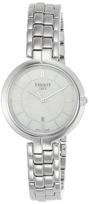 Tissot T0942101111100 T-Lady Flamingo Reloj Mujer  Amazon.es  Joyería 17b5483fafdb