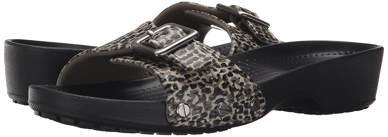 Buy Crocs Sarah Black Buckled Sandals for Women Online United States Best Prices Reviews CR037SH12KKPINDFAS